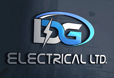 3D Image of LDG Electrical Logo